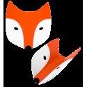 Coupil - Planche à découper Fox