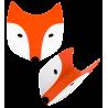 Coupil - Planche à découper Fuchs