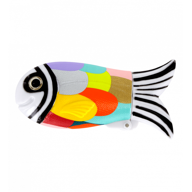 Fish Case - Etui poisson Scale