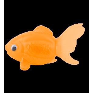 Pencil Sharpener - Goldfish - Orange