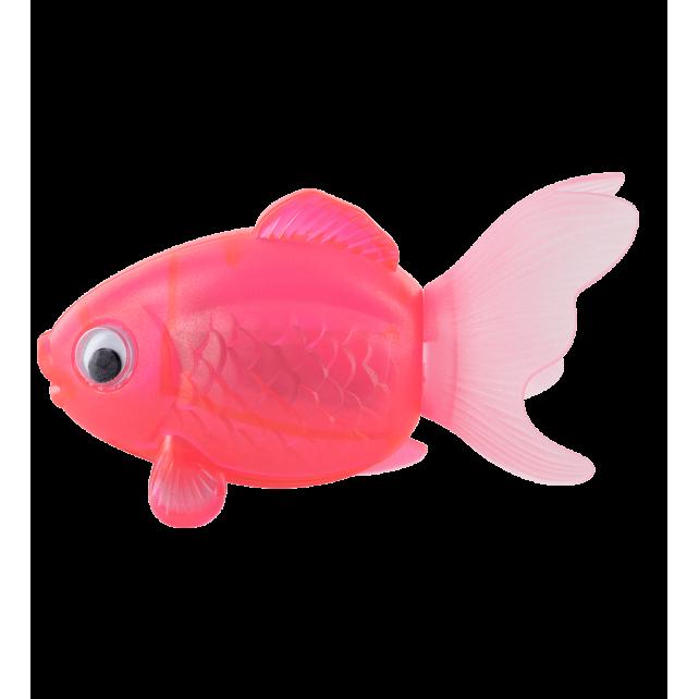 Pencil Sharpener - Goldfish Pink