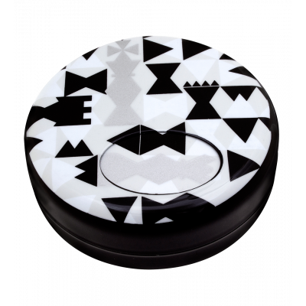 Pocket ashtray - Goal - Chess