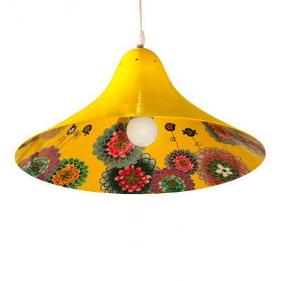 C2. Globe Trotter - Ceiling light