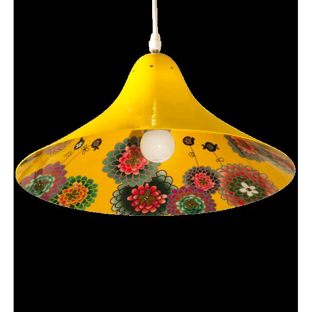 C2. Globe Trotter - Lampada a sospensione Dahlia