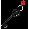Anihome - Schlüsselanhänger Schwarz