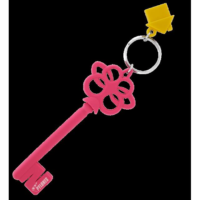 Keyring - Anihome Pink