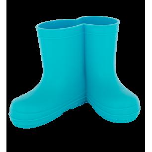 Bürohelfer - Booties - Blau
