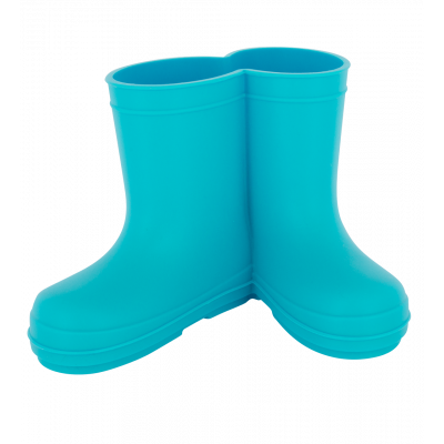 Storage tray - Booties - Blue