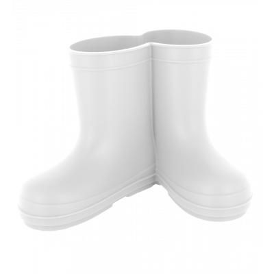 Svuotatasche - Booties - Bianco