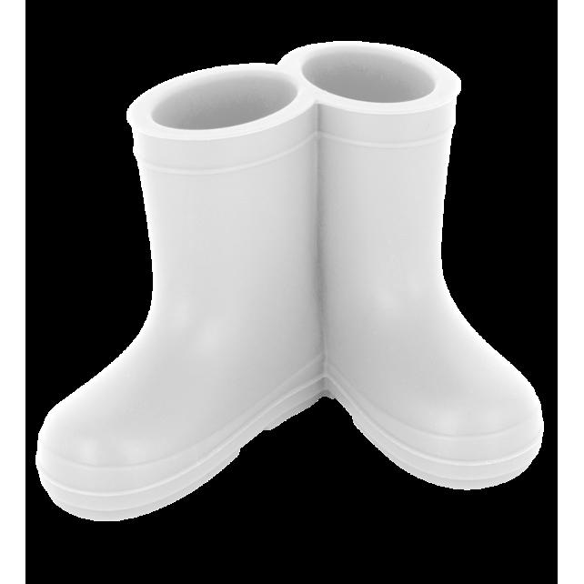 Porte brosse à dents - Boots Teeth Blanc