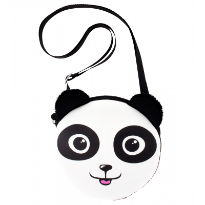 Sac bandoulière - My Bag - Panda