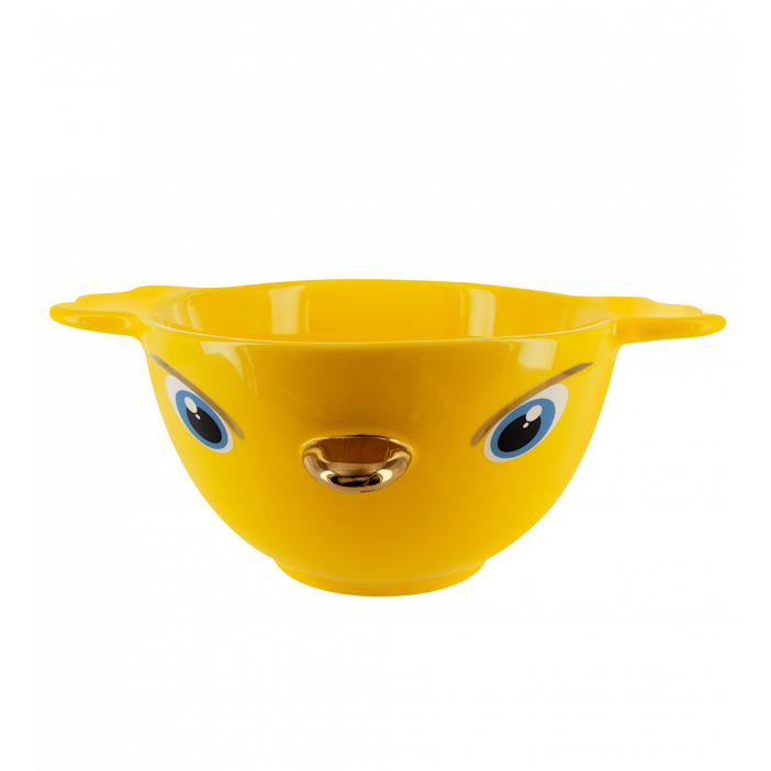 Flyingtweet - Bowl Yellow