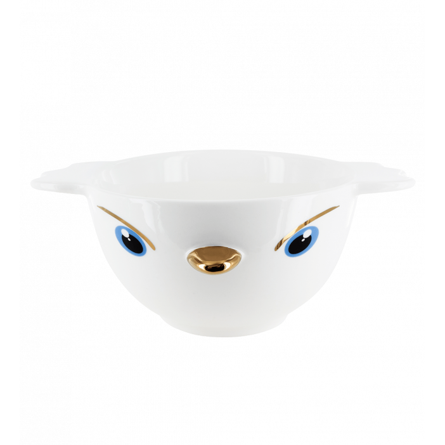 Flyingtweet - Bowl White