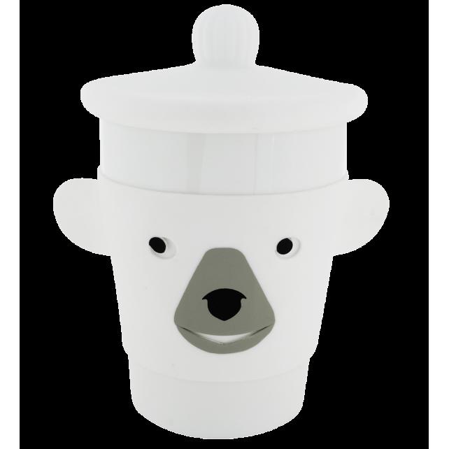 Trophy Mug - Mug et couvercle Bear
