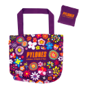 Shopping en Fleurs - Shopping bag