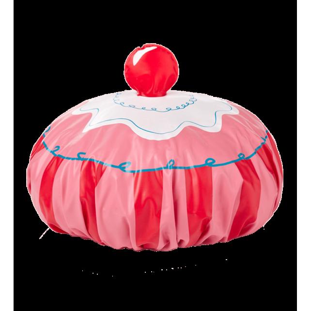 Bonnet de douche - Keep Safe Gateau