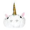 Keep Safe - Cuffia da doccia Unicorno