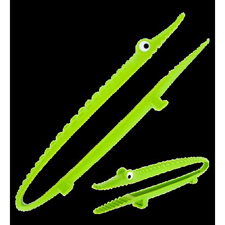 Pince de cuisine - Croc'odile Vert Clair
