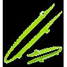 Croc'odile - Pince de cuisine Hellgrün