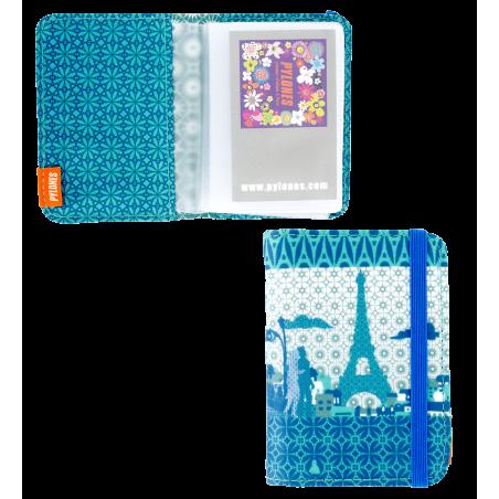 Porte cartes de visite - Keep My Contact City Paris