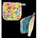 Small wallet - Voyage Estampe
