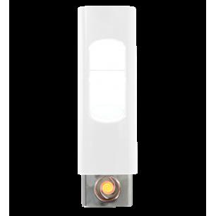 Feuerzeug USB - Light - Weiss