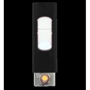 Feuerzeug USB - Light - Schwarz