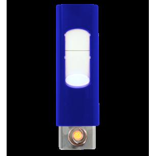 Feuerzeug USB - Light - Blau