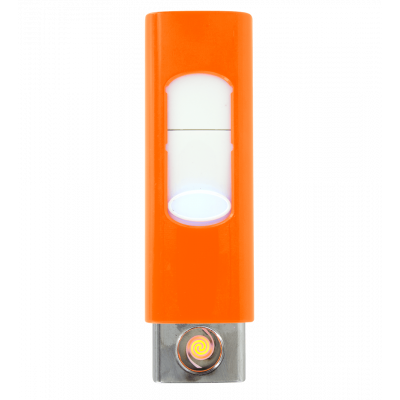 Briquet USB - Light - Orange
