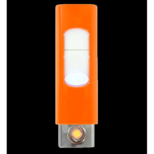 Briquet USB - Light Orange