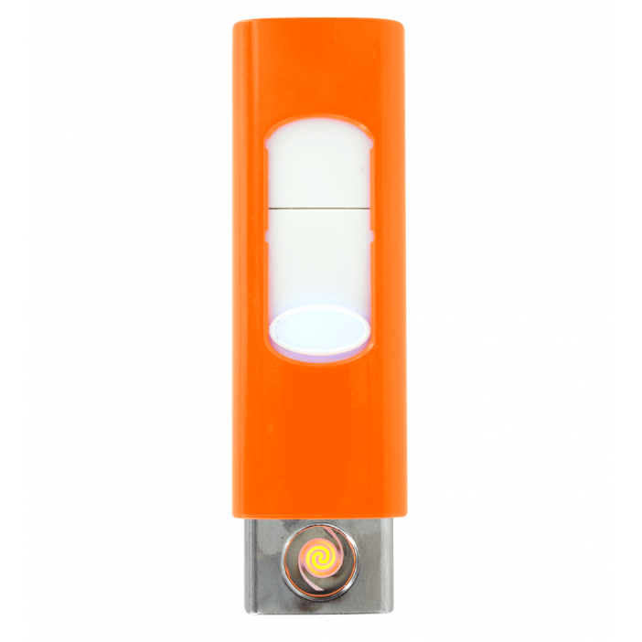 Accendino USB - Light Arancione