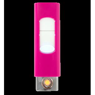 Feuerzeug USB - Light - Rosa