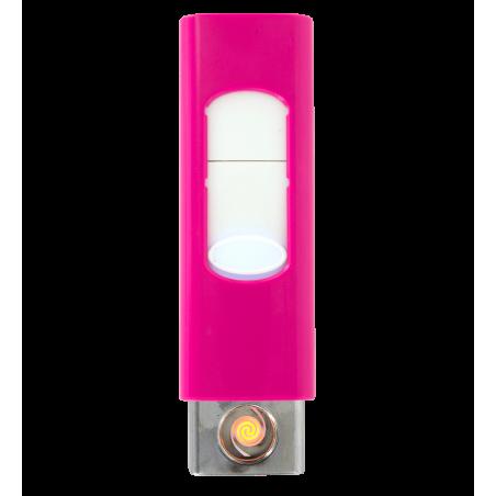 Briquet USB - Light Bleu