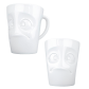 Mug en porcelaine - Emotion