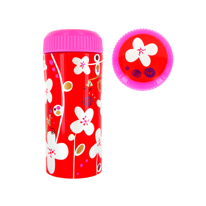 Thermobecher - Cup'in White Flower