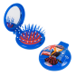 2 in 1 hairbrush and mirror - Lady Retro Berlinoise