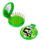 2 in 1 hairbrush and mirror - Lady Retro Cache Cache