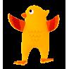 Anihook - Magnethaken Vogel