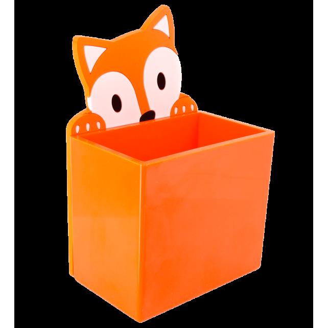 Magnettopf - Ani-pot Fuchs