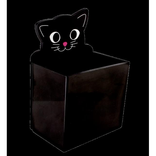 Magnetic pot - Ani-pot Cat