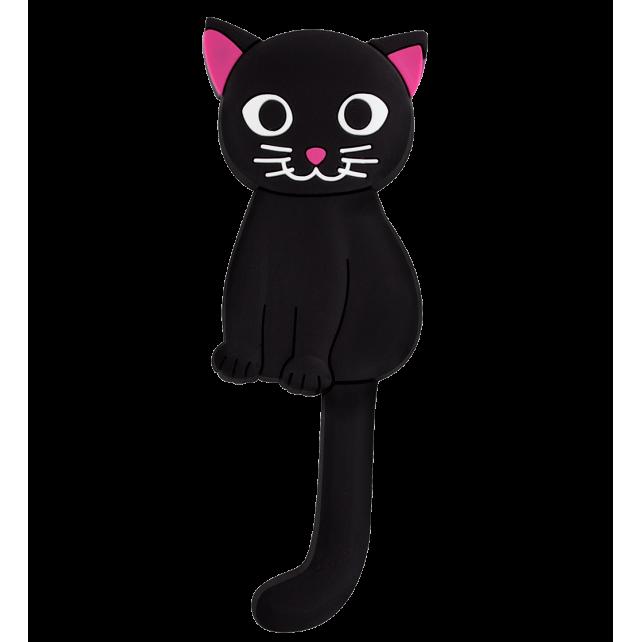 Anicat - Crochet magnétique Noir