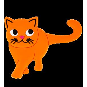 Magnetic hook - Anicat - Orange