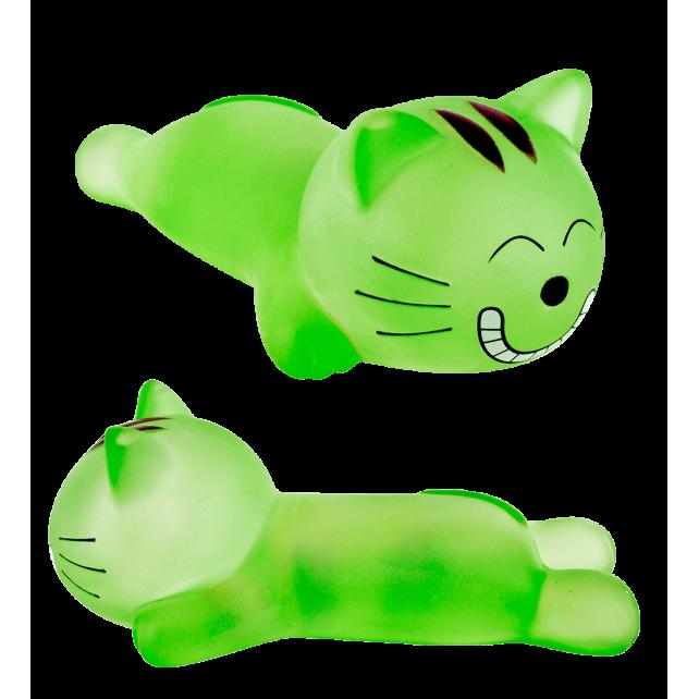 Relax - Repose-poignet Chat Vert