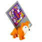 Magnetic photo frame - Zoome Penguin