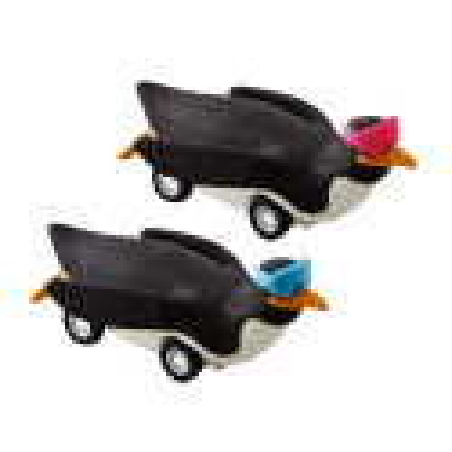 Pingouin – Radiergummi