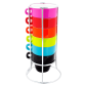 Stack of cups ristretto - Néon