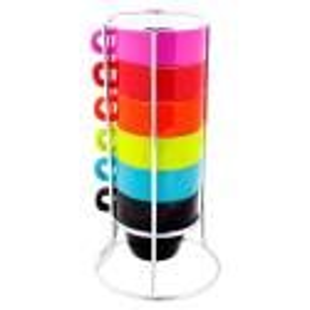 Néon - Torre di tazze ristretto