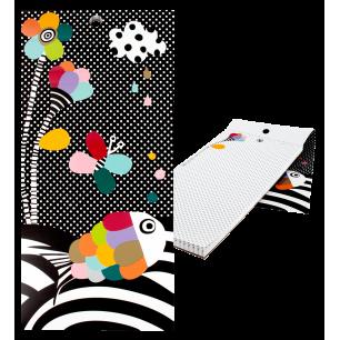 Magnetic memo block - Notebook Formalist - Scale