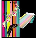 Formalist - Bloc note magnétique Orchid