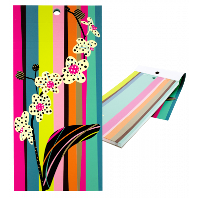 Magnetic memo block - Notebook Formalist - Orchid